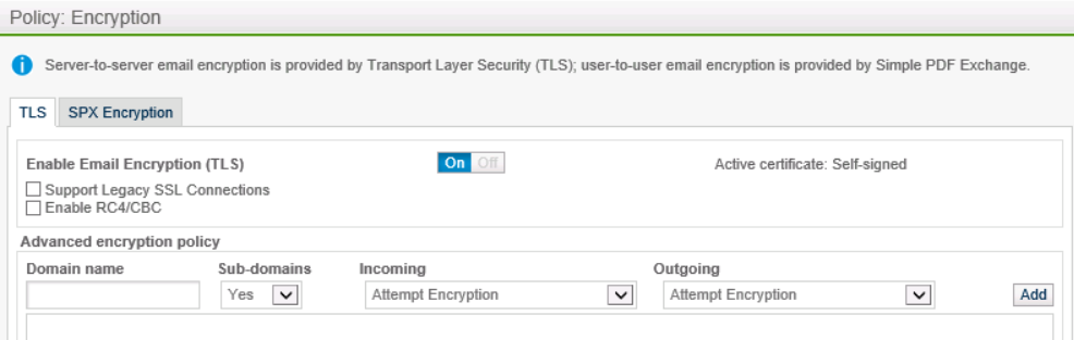 Need Secure Email With Our Bank How To Configure Tls Encryption In