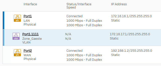 how to add an ip on a vlan