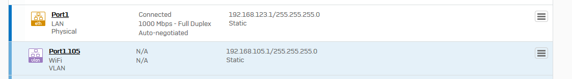 DHCP Offer Wrong Interface - Network and Routing - XG Firewall