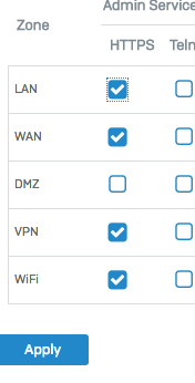Site-toSite VPN cannot access XG on remote site using normal 4444