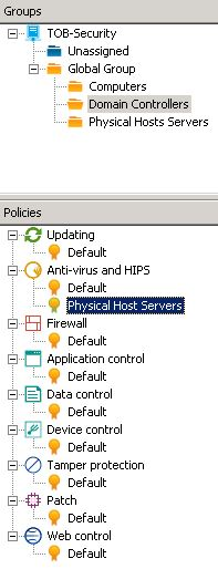 Deliberately NOT scan a certain folder and subfolders - Sophos