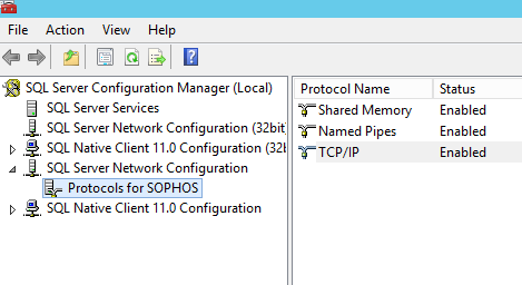 Has anybody managed to successfully deploy Sophos Enterprise