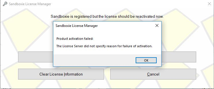 sandboxie lifetime license