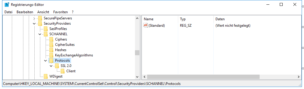 SEC 5 5 1 and SQL Server configuration for TLS 1 2 - Sophos