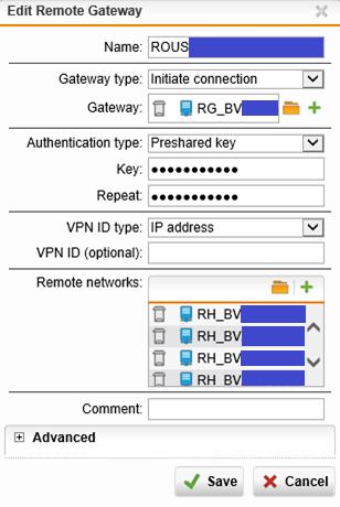IPsec site-to-site VPN issue - General Discussion - Sophos