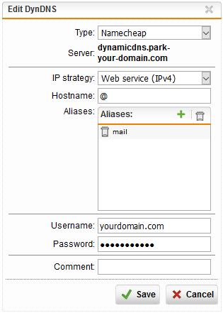 Ddclient not updating namecheap