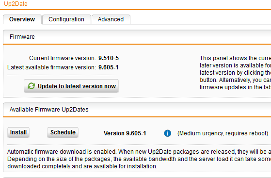 Sophos up2date skipping several updates - General Discussion