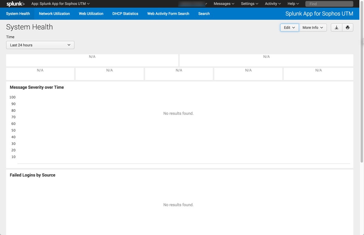 AWS Sophos UTM 9 - How to Properly Send Logs to SIEM? - Management