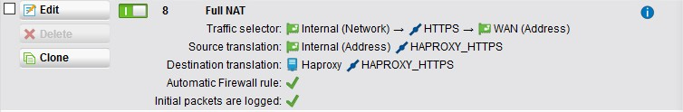 Why 2 Nat is necessary ? - Network Protection: Firewall, NAT, QoS