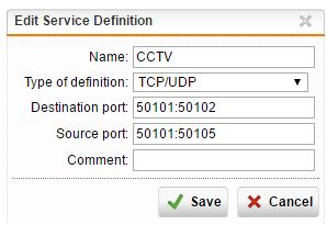 Remote Connection To Cctv Via Utm Network Protection