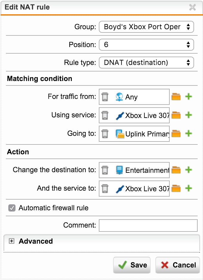 Best Practices for Opening Ports for Multiple XBOXs on