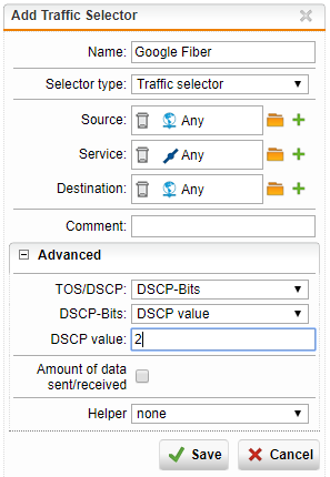 To Read Up On The Traffic Selector See Exactly What It Can Do And I Have Make Sure That Thing Ive ALWAYS Heard Referenced As P Bits