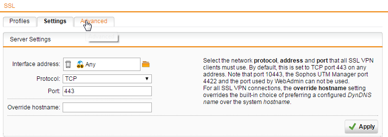 OpenVPN 1 07 - no connection possible anymore - VPN: Site to
