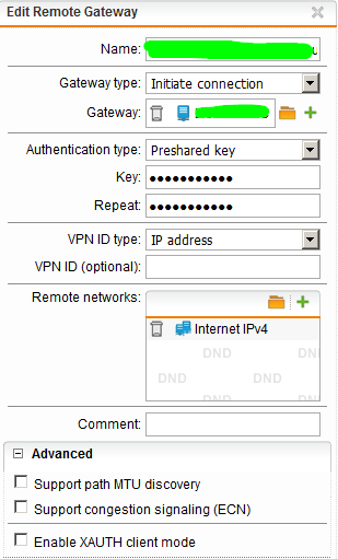 Mcafee vpn client policy manager stopped