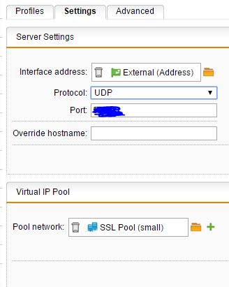 server 5F00 settings - Sophos Utm 9 Vpn Client Download