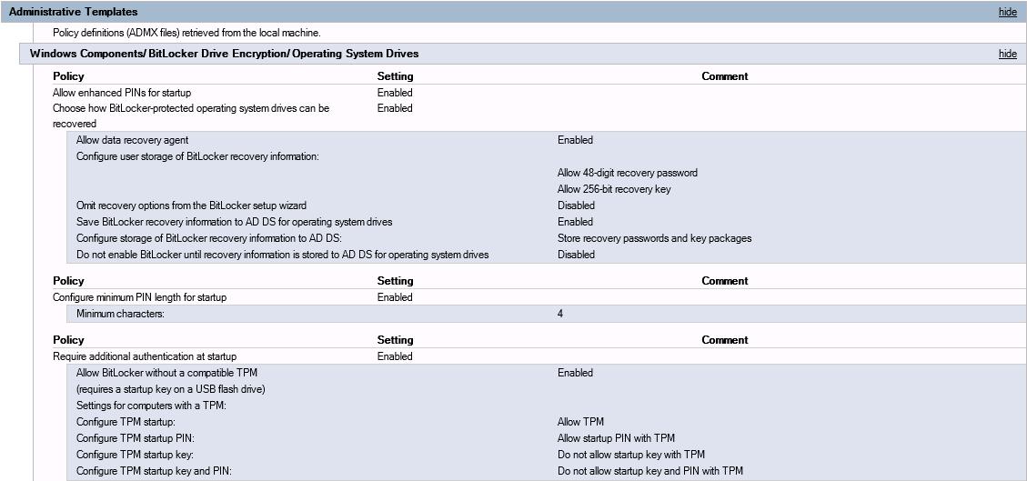 Windows 10 - Boot Volume Not Encrypting - Forum - SafeGuard