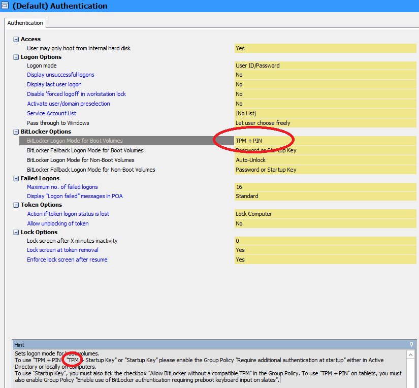 Windows 10 x64 SafeGuard 8 00 0 251 BCD Issue  - Forum - SafeGuard