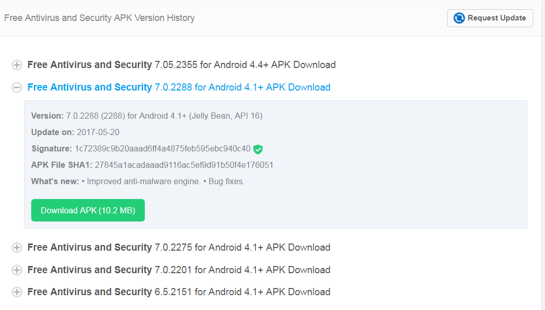 Androind 4 2 2   not compatible with Mobile Security - Sophos Mobile