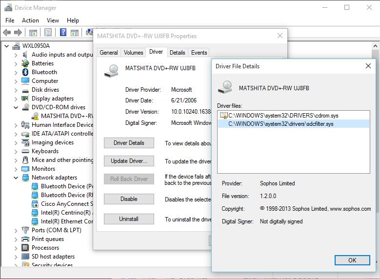 скачать драйвер Dvd Rom для Windows 10 - фото 3