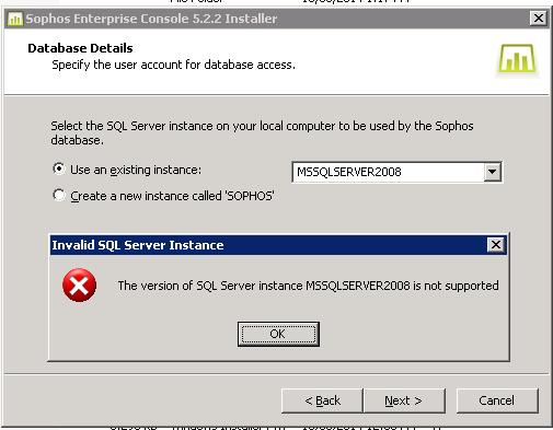 sql server 2008 r2  installer
