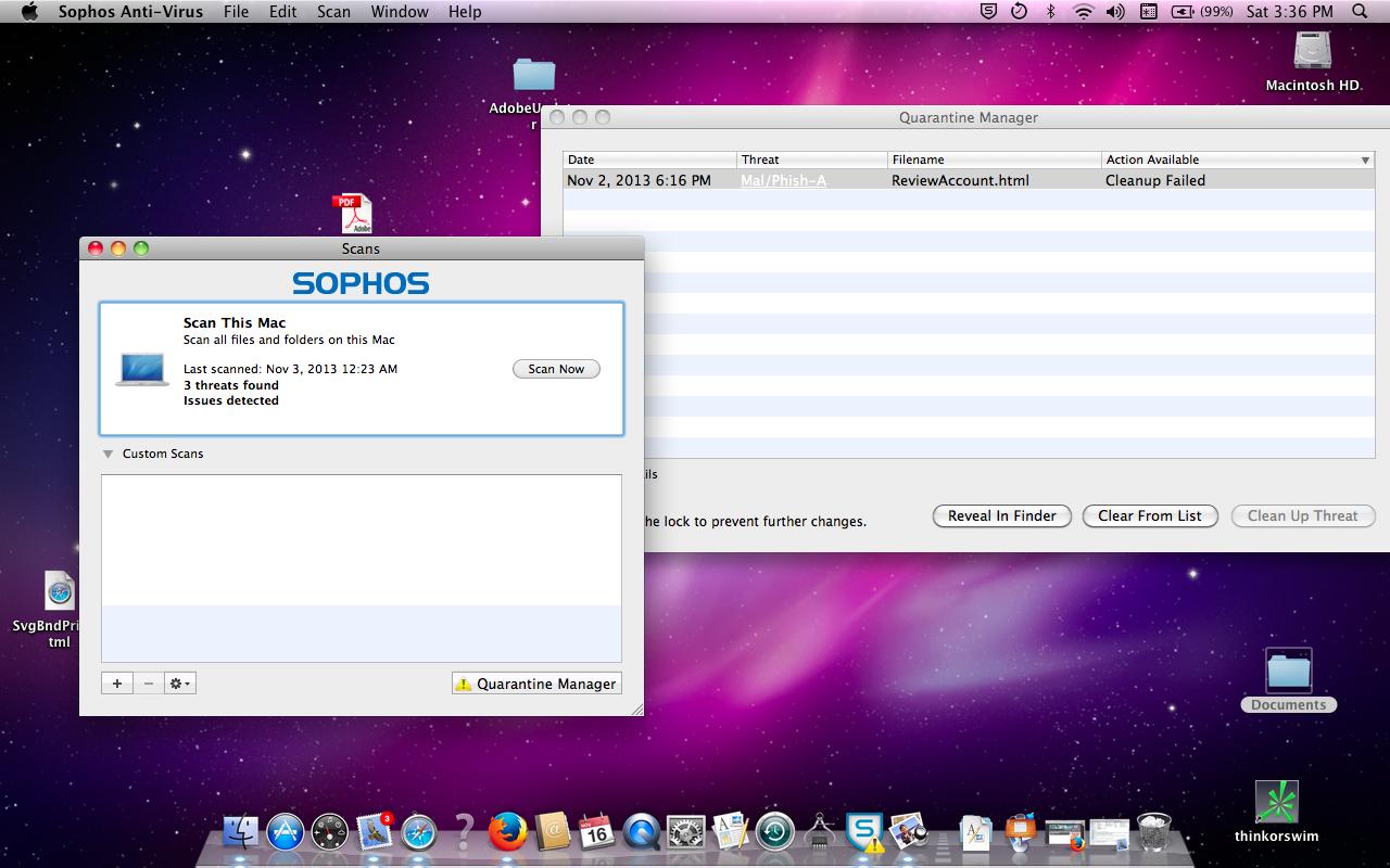 how to uninstall sophos antivirus manually