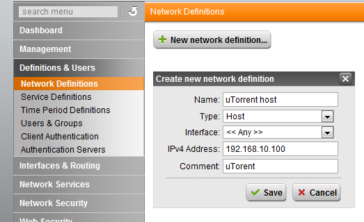 uTorrent Guide - Network Protection: Firewall, NAT, QoS, & IPS