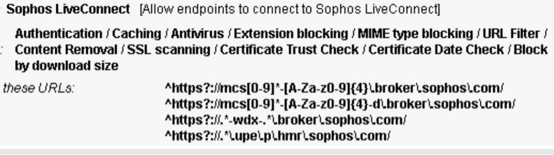 Install UTM endpoint agent behind a proxy - Endpoint Protection