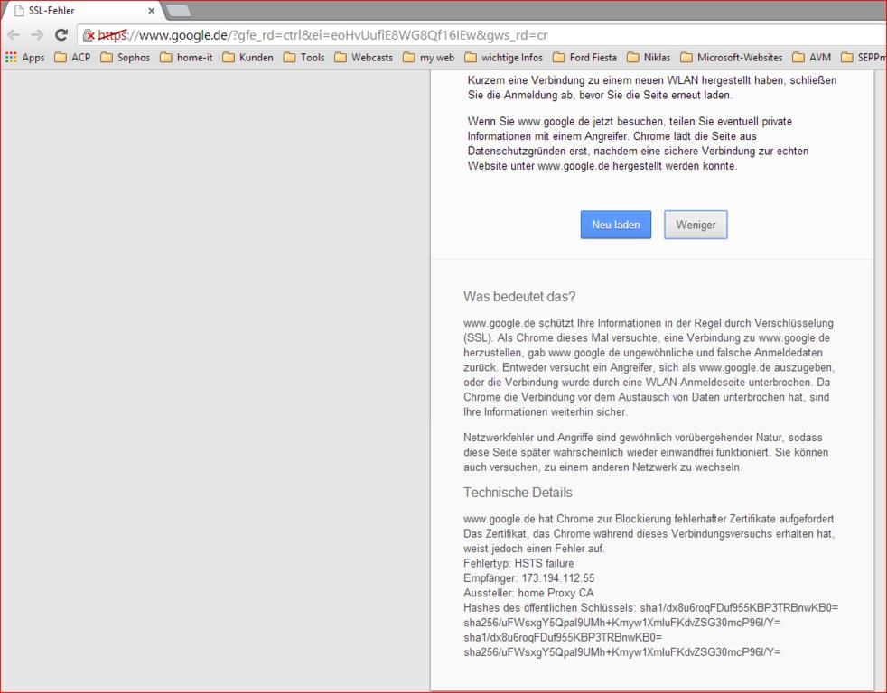 9.193-11][Bug] SSL Errors - UTM 9.2 Beta - Astaro.org - Sophos Community