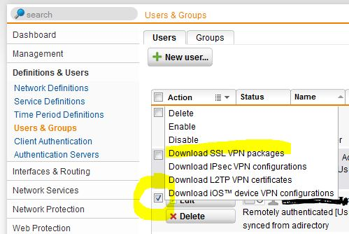 download ssl vpn client without certificate vpn site to site and