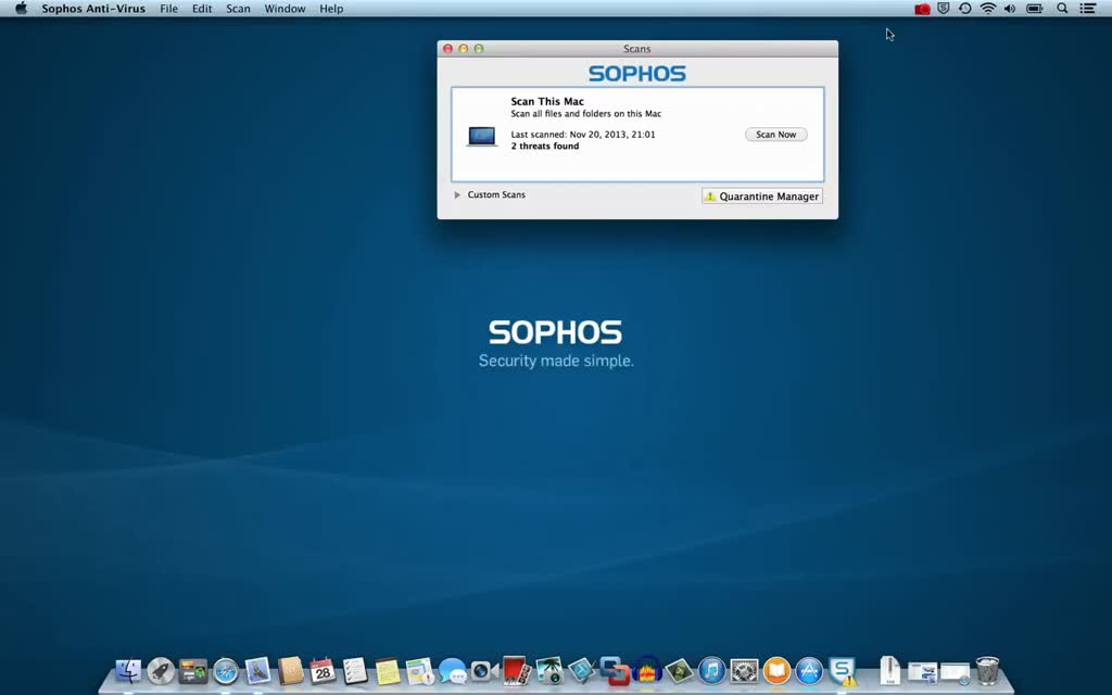 Removing Malware from a Mac OS X - Sophos Anti-Virus for Mac
