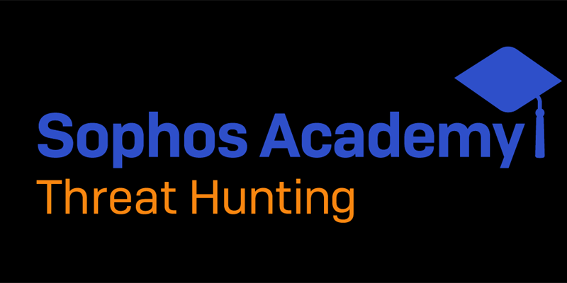 Sophos Threat Hunting Academy Webinar Series Is Now Open!