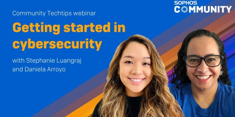 Community Techtips: Getting started in Cybersecurity