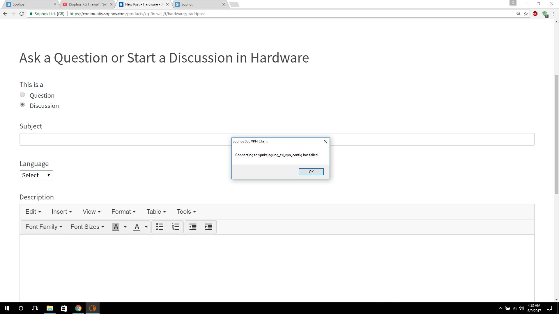 7725.Screenshot  2800 17 2900  - Sophos Ssl Vpn Client Windows 7